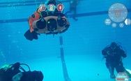 Thiết bị tự hành dưới nước giúp kiểm tra đập thủy điện, tàu thuyền