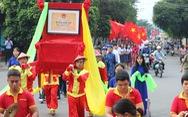 Đình thần Linh Đông tiếp nhận bằng xếp hạng di tích quốc gia