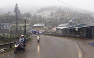 Miền Bắc đón đợt rét đậm đầu tiên năm nay, vùng núi có thể có băng giá