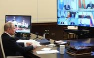 Điện Kremlin bác tin Tổng thống Putin trốn trong boongke để tránh COVID-19