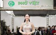 Hoa hậu Lương Thùy Linh tiết lộ là mình là 'fan cuồng' của Phở