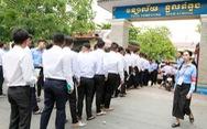 Thủ tướng Campuchia cho tất cả học sinh lớp 12 tốt nghiệp không cần thi