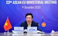 EU nhấn mạnh những cam kết quan trọng với ASEAN