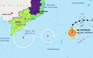 Áp thấp nhiệt đới duy trì cường độ, Trung và Nam Bộ mưa diện rộng