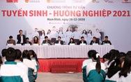 Sáng nay 26-12, tư vấn tuyển sinh tại Nam Định
