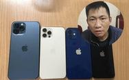 Người đàn ông cầm dao vào cửa hàng FPT cướp 4 chiếc iPhone 12