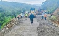 Quốc lộ 26 Khánh Hòa nối Đắk Lắk đã được sửa chữa, thông xe