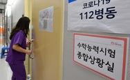 Hàn Quốc chạy đua cho kỳ thi Đại học khốc liệt nhất từ trước đến nay do COVID-19
