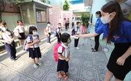 Sở GD-ĐT TP.HCM khuyến khích học sinh đeo khẩu trang trong lớp học