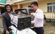 Báo Tuổi Trẻ và GREENFEED tặng 'cần câu' cho nông dân Quảng Trị