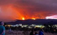 Cháy rừng lan tới thủ đô Úc