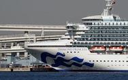 Tổng cộng 135 người nhiễm virus corona trên du thuyền ở Nhật
