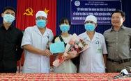 Thêm 3 bệnh nhân nhiễm nCoV khỏi bệnh, được ra viện