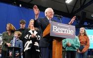 Bầu cử sơ bộ Mỹ: Ông Bernie Sanders dẫn đầu trong Đảng Dân chủ