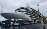 Tàu du lịch mang 200 khách châu Âu đến Đà Nẵng