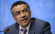 Tổng giám đốc WHO: Chênh lệch số ca nhiễm của Trung Quốc và thế giới có thể thay đổi