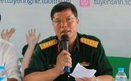 Bộ Quốc phòng công bố phương án tuyển sinh các trường quân sự năm 2020