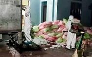 Mang 620kg khẩu trang đã qua sử dụng ở Vĩnh Phúc về Hà Nội