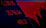 Chứng khoán Mỹ 'rực lửa', Dow Jones mất gần 2.000 điểm vì corona