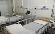 Bệnh viện dã chiến Hỏa Thần Sơn đã tiếp nhận bệnh nhân nhiễm corona