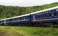 Nga dừng vô thời hạn tuyến đường sắt Bắc Kinh - Matxcơva do virus corona