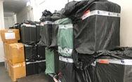 Hà Nội thu giữ số lượng lớn khẩu trang sắp đưa lên biên giới