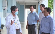 Cách ly 3 bác sĩ, 7 nhân viên Bệnh viện Quân y 120 đã khám cho 5 người Trung Quốc