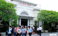 53 đại học, cao đẳng cho sinh viên nghỉ học thêm