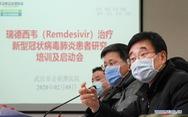 Trung Quốc sẽ thử nghiệm thuốc của Mỹ cho bệnh nhân nhiễm virus corona