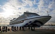 Thêm 41 người nhiều quốc tịch nhiễm virus corona trên du thuyền ở Nhật Bản