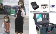 Hong Kong phát minh thiết bị phát hiện virus corona trong 40 phút