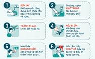 10 biện pháp cơ bản phòng ngừa COVID-19