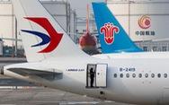 Hàng không Trung Quốc thiệt hại nặng nề: giảm 84,5% khách trong tháng 2