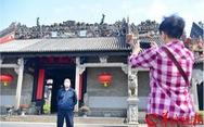Nhiều điểm du lịch Trung Quốc mở cửa trở lại
