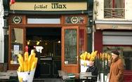 Bỉ đóng cửa tất cả hàng quán… trừ quán khoai tây chiên