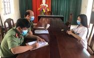 Đăng tin 'Lại thêm 1 ca dịch nữa kinh thật', cô gái ở Huế bị phạt 10 triệu