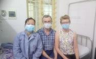 Từ khu cách ly, cặp vợ chồng người Anh gửi thư cảm ơn Việt Nam