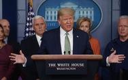 Ông Trump dự định phát 'nóng' 1.000 USD cho mỗi người Mỹ giữa COVID-19