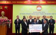 MB ủng hộ 10 tỷ đồng góp sức đẩy lùi đại dịch Covid-19
