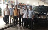 Đội phản ứng nhanh số 2 Chợ Rẫy chi viện Tây Ninh chống COVID-19