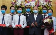 Thủ tướng Nguyễn Xuân Phúc: 'Thanh niên cần tiên phong mùa dịch'
