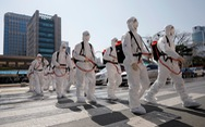 COVID-19: Số ca nhiễm mới ở Hàn Quốc nhiều gấp 5 lần so với Trung Quốc