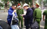 23 người bị xử phạt vì không đeo khẩu trang khi ra đường ở Hà Nội