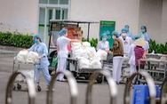 Chủ tịch Hà Nội công bố các số liệu liên quan ổ dịch ở Bệnh viện Bạch Mai