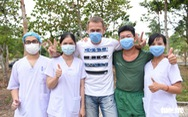'Cảm ơn Việt Nam, cảm ơn các bác sĩ'