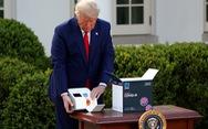 Ông Trump: Đã xét nghiệm được 1 triệu người, tiếp tục siết việc đi lại