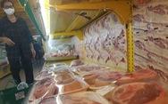 Thịt heo nhập khẩu 'vùng lên'