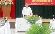 Bí thư Đà Nẵng Trương Quang Nghĩa âm tính với SARS-CoV-2