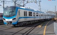 TP.HCM dự kiến đưa đoàn tàu metro Bến Thành - Suối Tiên về nước trước 5-10