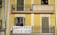 Kinh tế tơi tả, châu Âu rụt rè 'mở cửa lại'